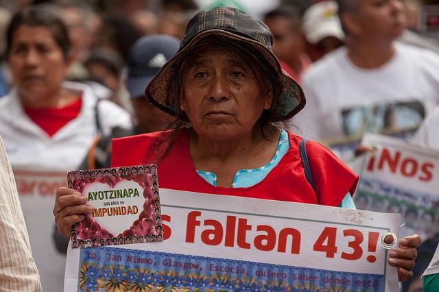 Ayotzinapa, 2 años de impunidad