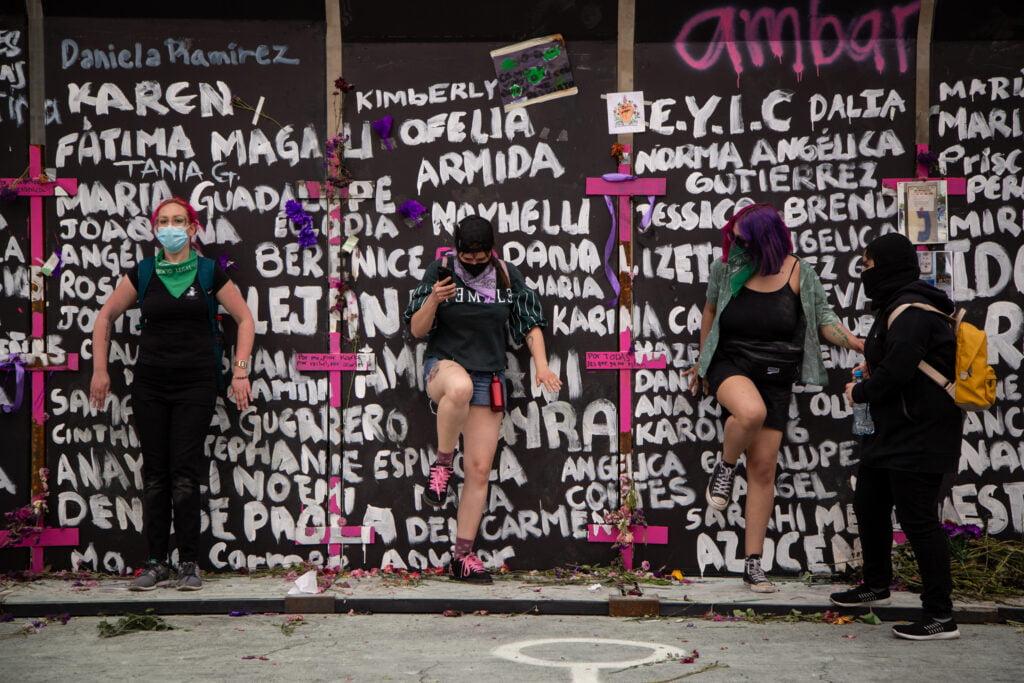 Fotoreportaje: Jornada 8M en la CDMX