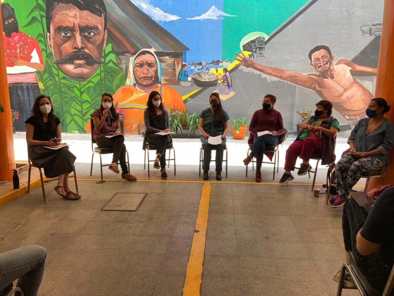 Mujeres de Atenco a 15 años de sobrevivir a tortura sexual | Cortesía Centro Podh
