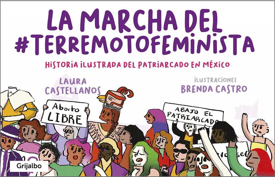 """""""Terremoto Feminista"""", la historia ilustrada del patriarcado en México"""